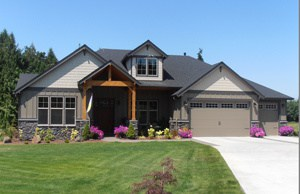The Ashby Custom Home in Vancouver WA
