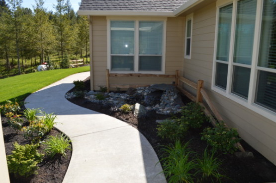 Clark County WA  Landscaping Details