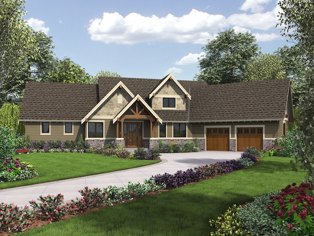 Ferguson Custom Home Plan