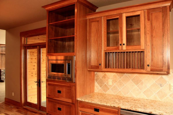 Richards House Plan – Custom Cabinetry