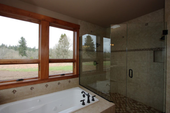 Richards House Plan – Soaking Tub and Shower