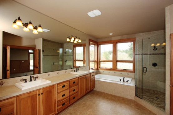 Richards House Plan – Bathroom Wide