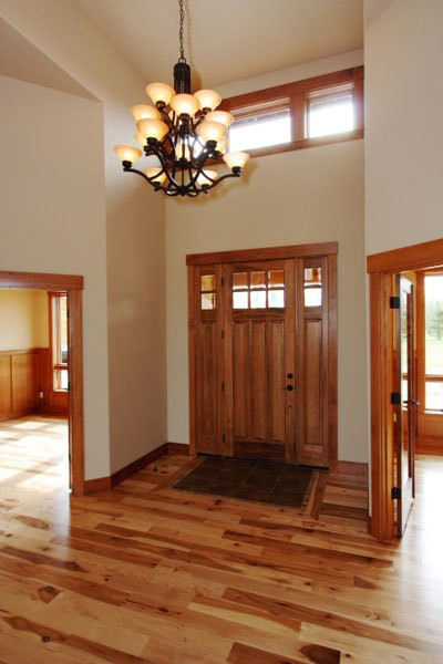 Wood Flooring and Wood Trim Work