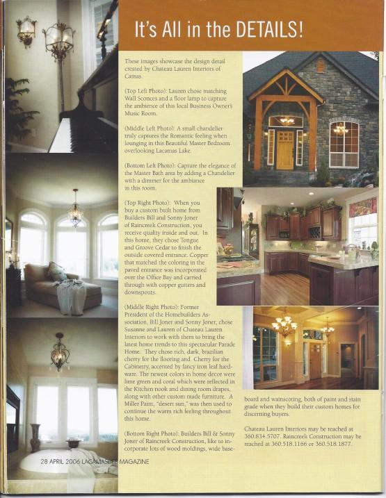 Lacamas Life Magazine Scan