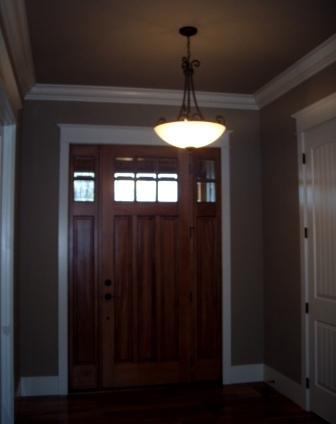 Front Door – Entryway Lighting