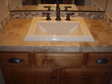 Bathroom Sink Option