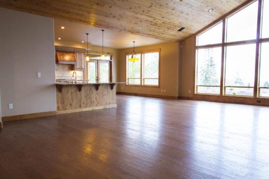 Open Floor Layout