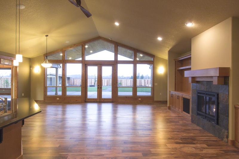 Rain Creek Construction Custom Home