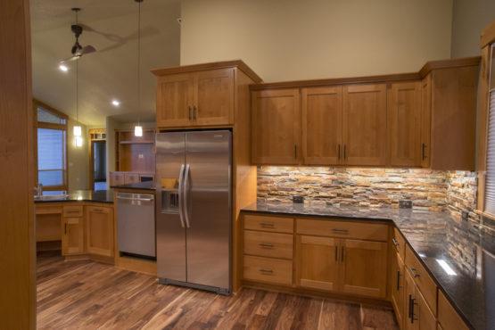 Open Floor Layout Kitchen Design