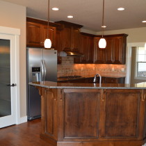 Custom Home LaCenter WA Kitchen