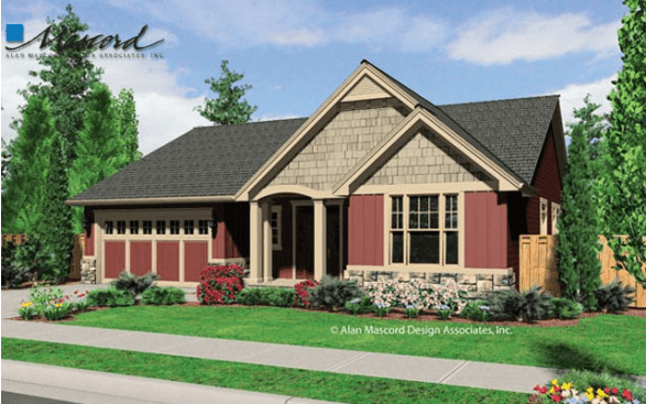 Morton 1800 square foot custom home for 1800 square foot home plans