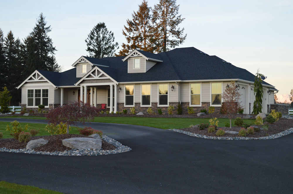 Galleries vancouver wa custom homes for Custom home builders vancouver wa