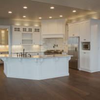 Kitchen Custom Home Kalama WA
