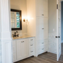 Master Bathroom Custom Home Kalama WA