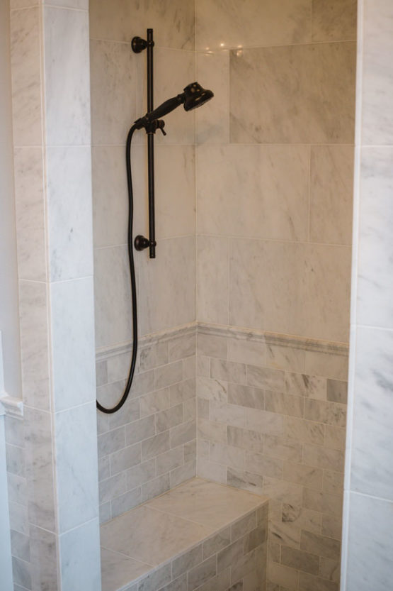 Shower Custom Home Kalama WA