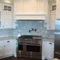 Stainless Steel Oven Custom Home Kalama WA