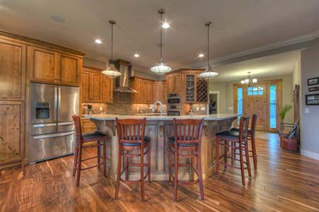 Open Concept Kitchen Designs Rain Creek Construction Vancouver WA Best Open Concept Kitchen Design Property